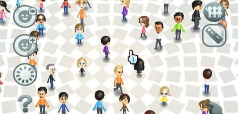 Nintendo Wiki: Mii Plaza