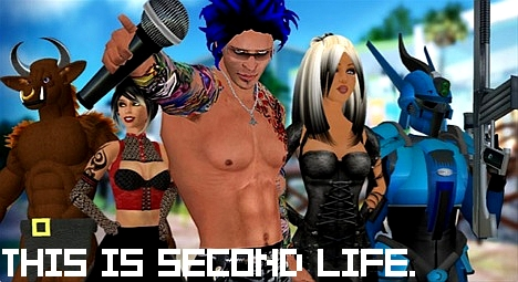 Image Source: Reuters pulls out of Second Life, reporter calls the game boring