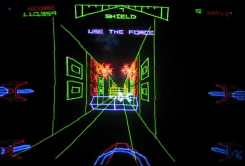 YouTube: 1983 Atari Starwars Arcade Highscore Run