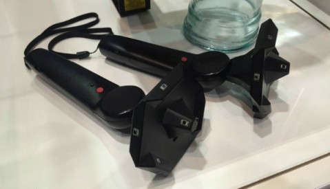 SteamVR Controller Image Source: The Daily Dot