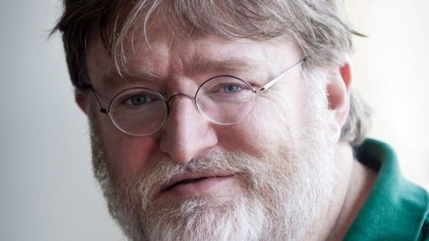 Gabe Newell, image courtesy of Kotaku